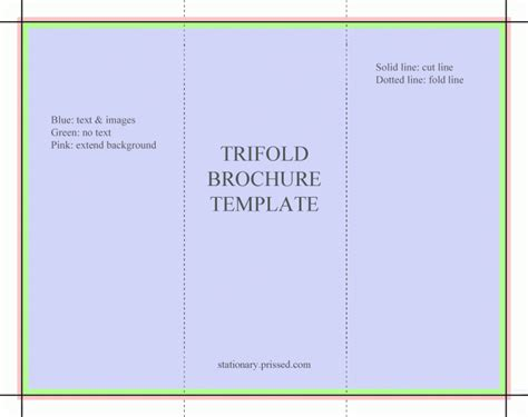 free microsoft word brochure templates tri fold download free tri fold obituary program template free