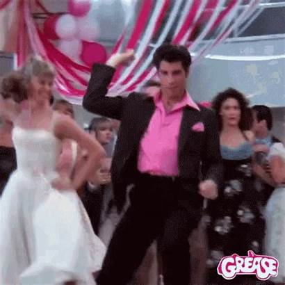Prom Grease Dance Gifs Down Tenor Junkie