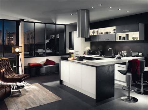 decoration cuisine americaine salon 30 cuisines ouvertes et rusées décoration
