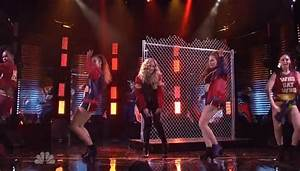 Iggy Azalea cantó junto a Rita Ora y MØ en Saturday Night ...