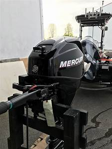 Mercury 25 Hp Portable 4 Stroke Outboard Motor  Manual