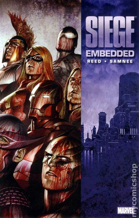 siege marvel siege embedded tpb 2010 marvel books