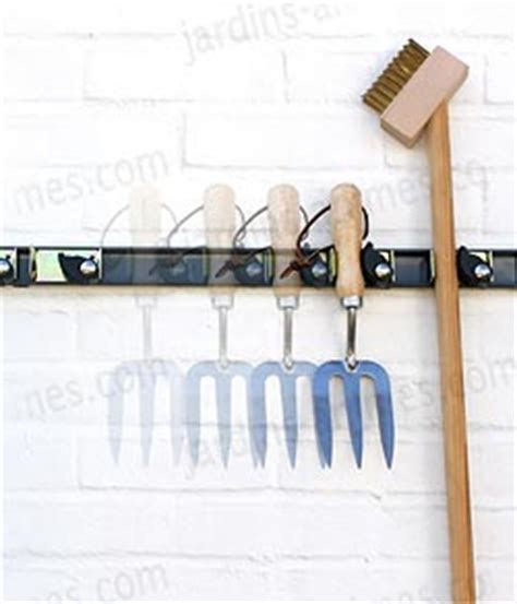 support mural pour outils support mural 224 outils 75cm 5 accessoires pour