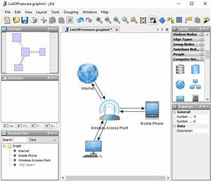 7 Best Free Network Diagram Software For Windows
