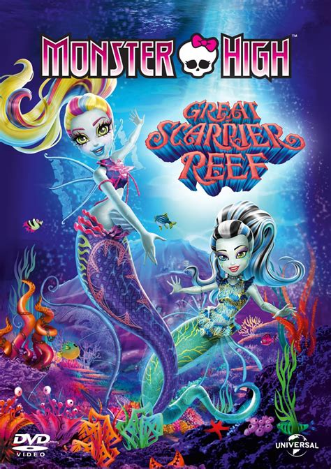 Great Scarrier Reef (TV special) | Monster High Wiki ...