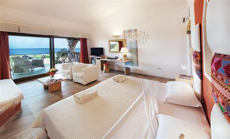 Child Bedroom Decor by The Rooms Of The Hotel La Licciola Sardinia Hotel 5