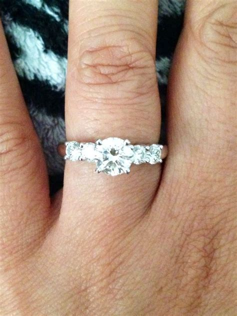 my five stone engagement ring engagement rings wedding bands engagement rings wedding