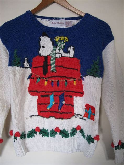 snoopy sweater 17 best images about peanuts vintage tees on