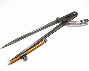 """250mm (10"""") Precision Compass - Peck Tool"""