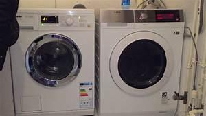 Miele W Classic : miele w classic ecoplus comfort wda201 wpm waschmaschine youtube ~ Frokenaadalensverden.com Haus und Dekorationen