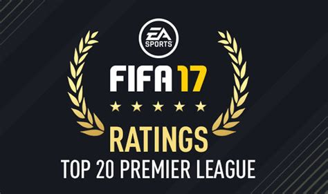 Fifa 17 Demo Release Date Confirmed As Top 20 Premier
