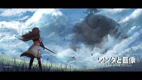 Shadow Of The Colossus By Hachiimon On Deviantart