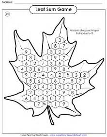 Halloween Themed Brain Teasers by 7 Best Images Of Free Printable Fall Math Coloring