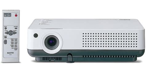sanyo plcxw50 projector review compare prices buy