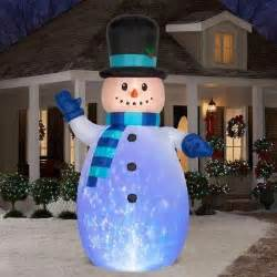 snowman outdoor inflatables wikii