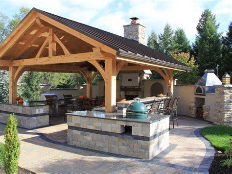 outdoor kitchens  bars hgtv