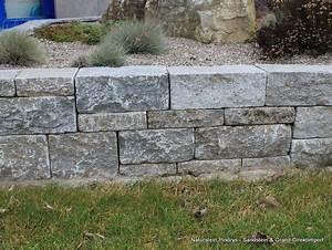 Gartenmauern Aus Naturstein : muschelkalk system mauersteine getrommelt naturstein pindrys sandstein granit direktimport ~ Sanjose-hotels-ca.com Haus und Dekorationen