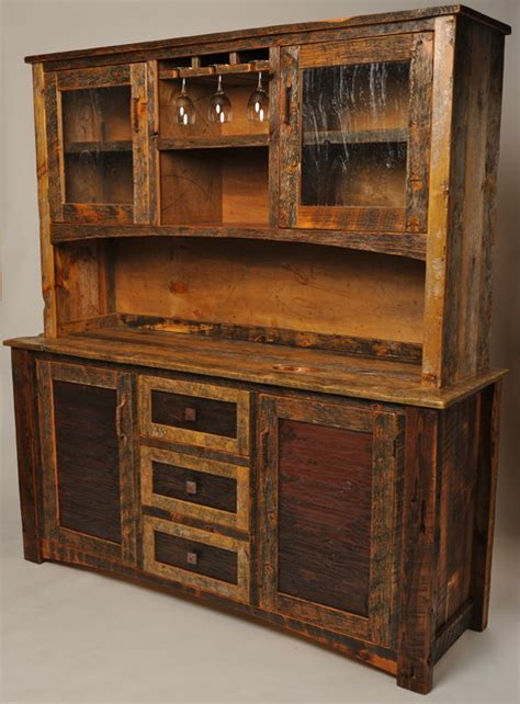 Sideboard And Hutch Furniture by Rustic Furniture Portfolio Rustic Buffets And