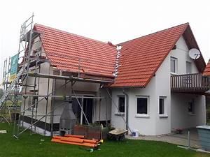 Anbau An Einfamilienhaus : anbau an ein bestehendes einfamilienhaus in dietersheim eg ~ Indierocktalk.com Haus und Dekorationen
