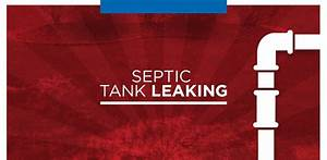 How To Fix A Leaking Septic Tank