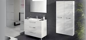Meuble Salle De Bain 80 Cm Brico Depot : meuble vasque aquarine ~ Farleysfitness.com Idées de Décoration