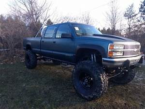 93 Chevy 3500 1 Ton Big Block 454 Supercharger 4l80 4x4