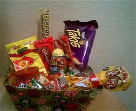 4 tamarind lovers christmas gift baskets mexican candy