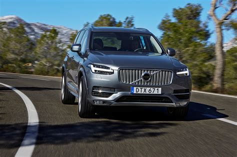 volvo highway 2016 volvo xc90 t6 epa rated at 25 mpg highway