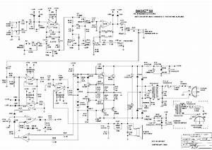 Peavey Basic 50 Sch Service Manual Download  Schematics