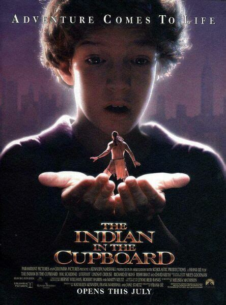 Indian In The Cupboard by The Indian In The Cupboard