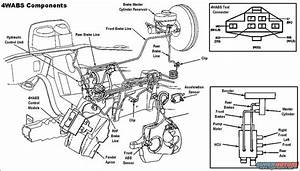 1983 Ford Bronco Brakes  U0026 Hubs Picture