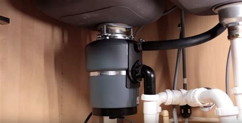 kitchen sink garbage disposal installation how to replace a badger garbage disposal with evolution 8491