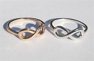 his and hers infinity knot wedding rings onewedcom With his and hers wedding rings