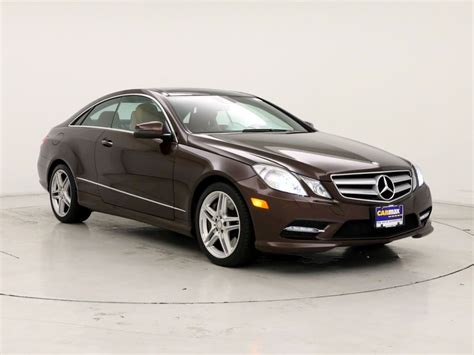Research current prices and the latest discounts and lease deals. Used Mercedes-Benz E550 2 door coupe for Sale