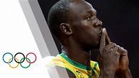 Usain Bolt Wins Olympic 100m Gold | London 2012 Olympic ...