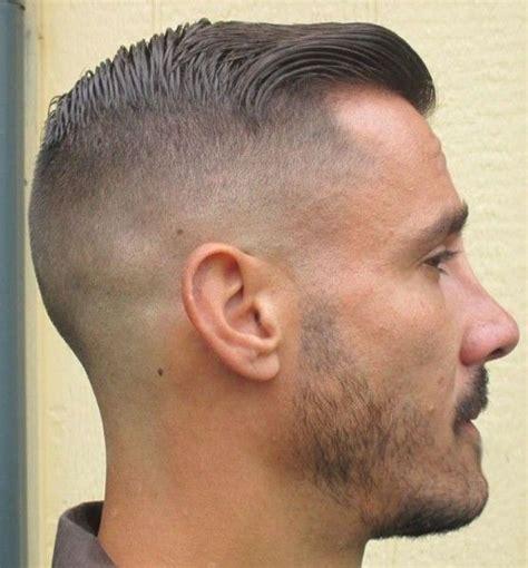 high fade haircut  men hairstylo