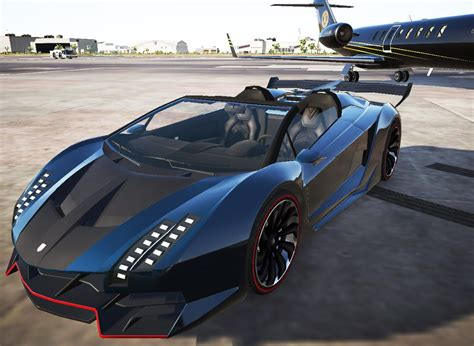 Pegassi Zentorno Roadster [add-on]