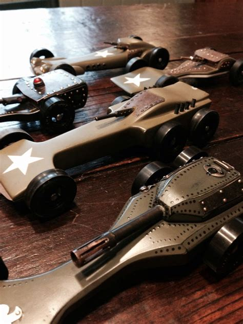 military pinewood derby cars pinewood derby cars