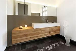 Holz Waschtisch Bad : altholz mir corian bad pinterest suche ~ Sanjose-hotels-ca.com Haus und Dekorationen