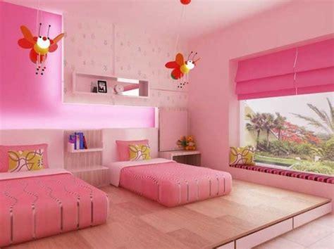 lovely twin bedroom designs  girls