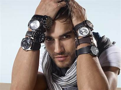 Wallpapers Male Models Background Mens Gorgeous Watches