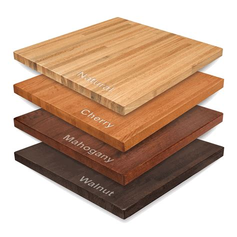 Solid Wood Table Tops  Bar & Restaurant Furniture, Tables