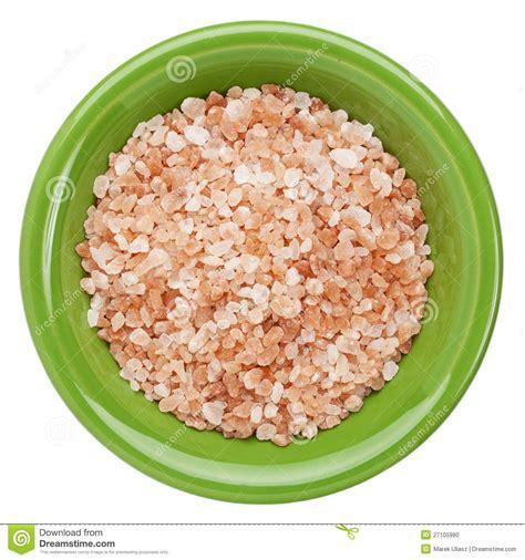 himalayan salt l bowl himalayan salt bowl stock photo image 27105980
