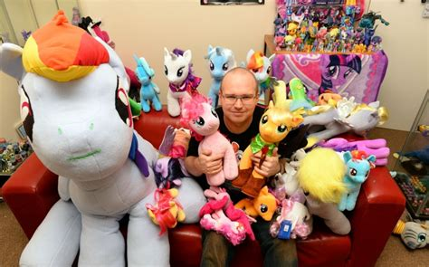 is this britain 39 s biggest brony man forks out 12 000 on my little pony obsession caters news