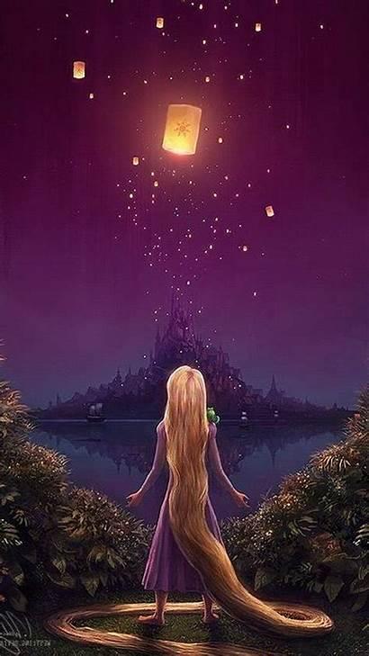 Iphone Disney Tangled Rapunzel Wallpapers Backgrounds Lock
