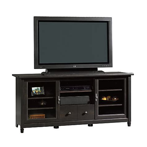 Sauder Edge Water Entertainment Credenza Tv Stand For Tvs