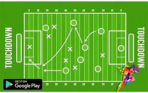 Guide For American Football Positions For Android