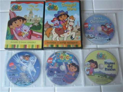 lot of 6 the explorer dvd s preschool nick jr ebay