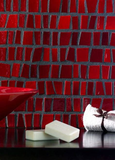 Badezimmer Fliesen Rot by 39 Bathroom Tile Ideas And Pictures