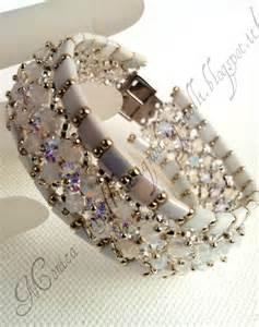 Tila Bead Bracelet Tutorial